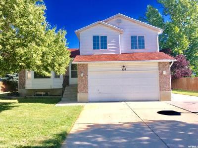 Davis County Single Family Home For Sale: 128 W 525 N