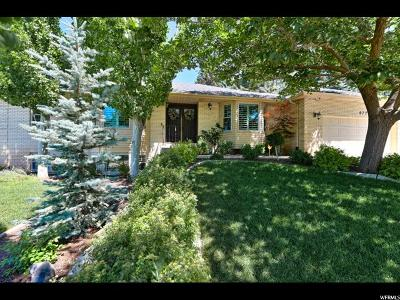 Bountiful Single Family Home For Sale: 977 E Oakwood Dr S