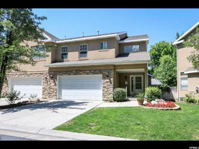 Salt Lake City Single Family Home For Sale: 2738 S Forest Springs Way