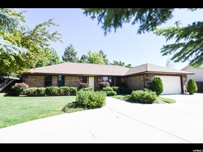 South Jordan Single Family Home For Sale: 2290 W South Jordan Pkwy