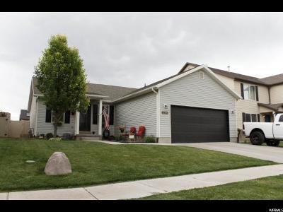 Eagle Mountain Single Family Home For Sale: 2341 E Summit Way