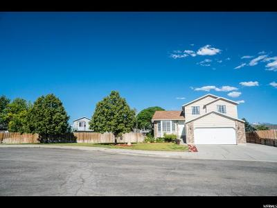 Salt Lake City Single Family Home For Sale: 5785 S Clear Vista Cir