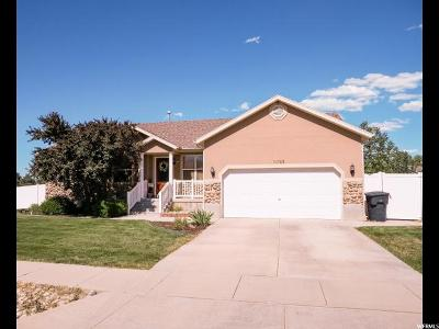 Herriman Single Family Home For Sale: 12745 Bellagio Way