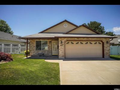 Weber County Single Family Home For Sale: 5137 S 350 E