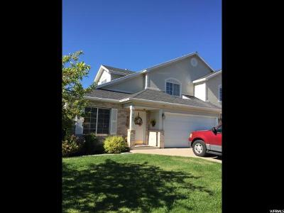 Logan Single Family Home Under Contract: 307 W 1140 N
