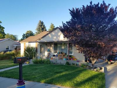 Grantsville UT Single Family Home For Sale: $219,000