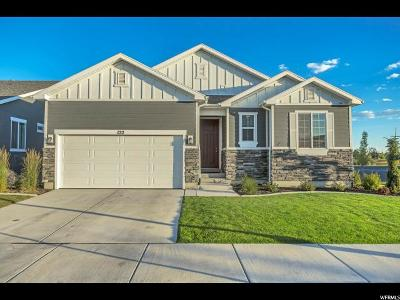 Vineyard Single Family Home Under Contract: 122 E 425 N