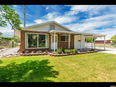 Salt Lake City Single Family Home For Sale: 1263 N Colorado St.