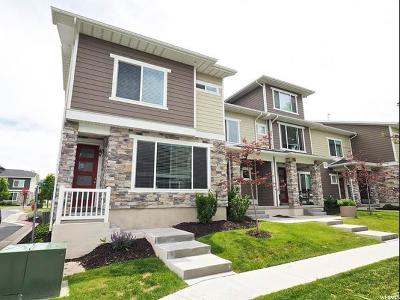 South Jordan Townhouse For Sale: 1746 W Pirgos Ln W
