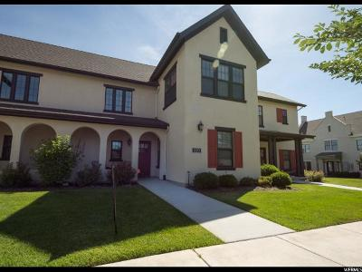 South Jordan Townhouse For Sale: 11123 S Tydeman Way