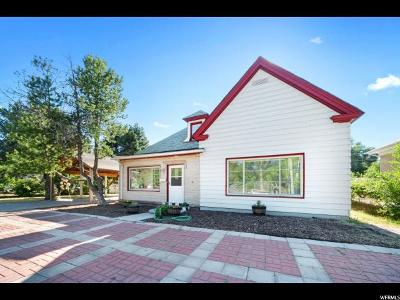 Provo Single Family Home For Sale: 58 S 600 W