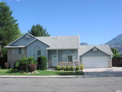 Orem, Provo Single Family Home For Sale: 582 W 1300 N