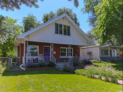 Salt Lake City Single Family Home For Sale: 366 N 1000 W
