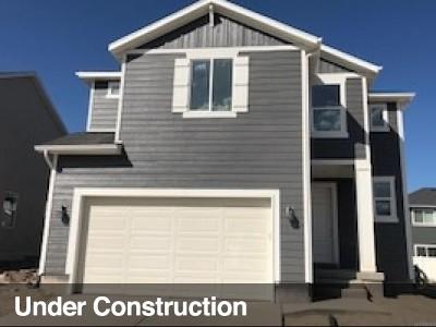 Eagle Mountain Single Family Home For Sale: 4923 E Golden Meadow Xing