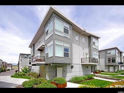 Midvale Townhouse Under Contract: 7735 S Barclay Dr