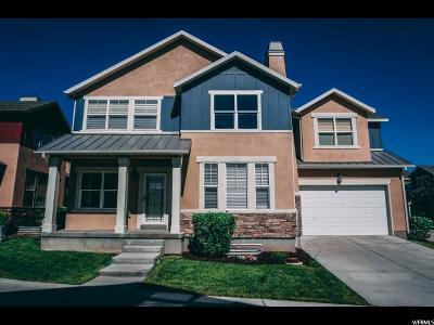 Herriman Single Family Home For Sale: 5059 W Fortrose Dr
