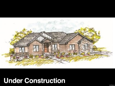 Tooele County Single Family Home Under Contract: 2819 Ridgeline Rd W #61