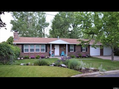 Bountiful Single Family Home For Sale: 1015 N 450 E