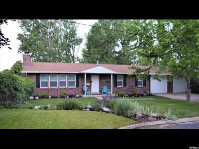 Davis County Single Family Home For Sale: 1015 N 450 E