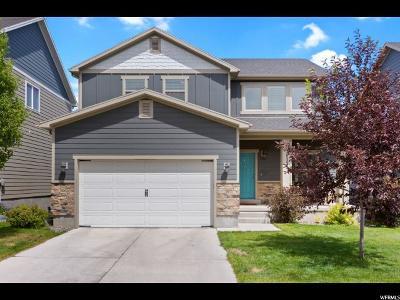 Eagle Mountain Single Family Home For Sale: 5135 E High Noon Ave