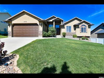 Herriman Single Family Home For Sale: 14198 S Friendship Dr W