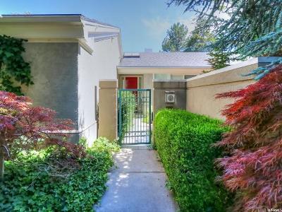 Holladay Single Family Home Under Contract: 1808 E Willow Oak Cir