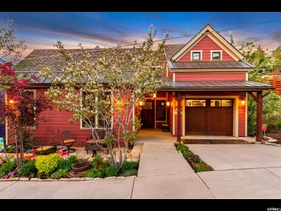 Park City Single Family Home For Sale: 148 Main St
