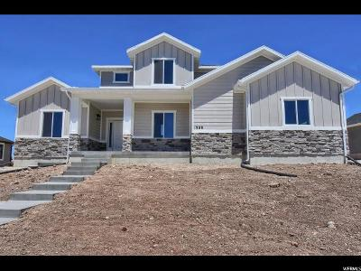 Wasatch County Single Family Home For Sale: 1309 Rolling Hills Dr E