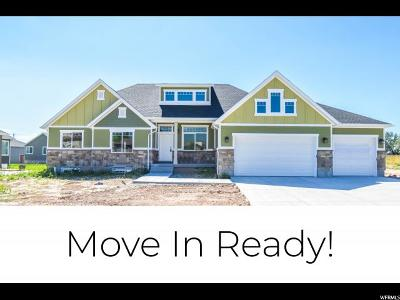 Layton Single Family Home Under Contract: 544 S 1700 W