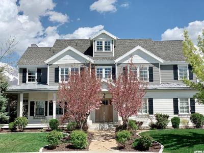 Lindon Single Family Home Under Contract: 117 S 140 W