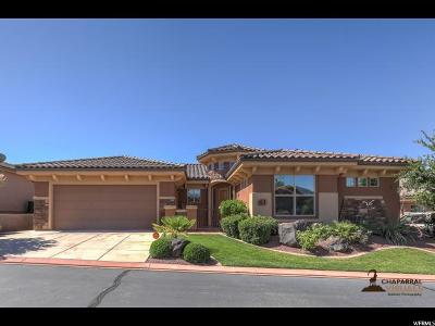 St. George Single Family Home Under Contract: 1920 N Lakota Dr #83