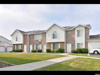Weber County Townhouse For Sale: 346 W 1925 N