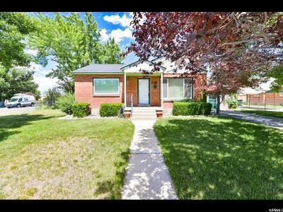 Orem Single Family Home For Sale: 902 N Memo Dr