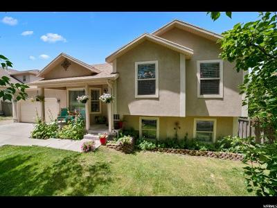 Eagle Mountain Single Family Home For Sale: 7719 N Grant St