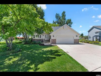 Centerville Single Family Home Under Contract: 1597 Lewis & Clark Dr