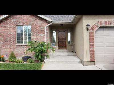 Spanish Fork Single Family Home For Sale: 1583 S 2520 E