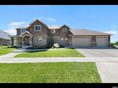 Bountiful Single Family Home For Sale: 1682 Temple Ct