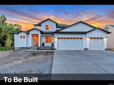 Lehi Single Family Home For Sale: 1865 S 250 W #8