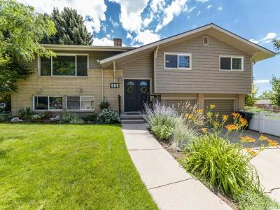 Bountiful Single Family Home For Sale: 327 W 3200 S