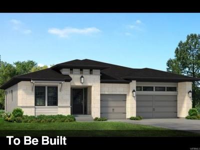 Cottonwood Heights Single Family Home For Sale: 9289 S San Giorgio Ln E #344