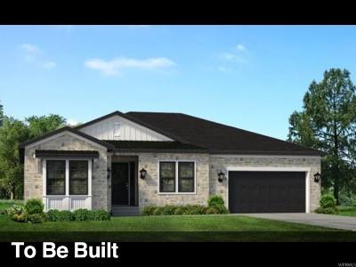 Cottonwood Heights Single Family Home For Sale: 9278 S San Giorgio Ln E #339