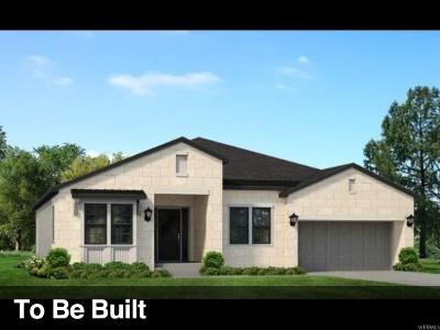 Cottonwood Heights Single Family Home For Sale: 9312 S San Giorgio Ln E #336