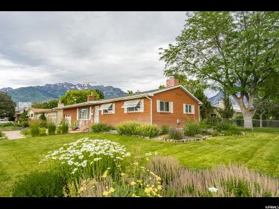 Orem Single Family Home For Sale: 510 N 650 E