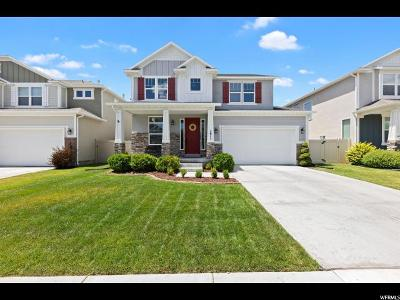 Saratoga Springs Single Family Home For Sale: 1611 N August Dr E