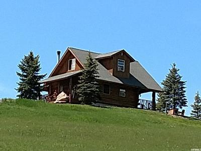 Preston Single Family Home For Sale: 8039 E Valley View N