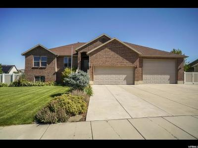 Clinton Single Family Home For Sale: 2592 W 2375 N