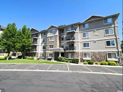 Cottonwood Heights Condo For Sale: 1205 E Privet Dr #1-209