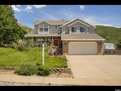 North Ogden Single Family Home For Sale: 2888 N 1300 E