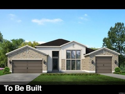 Cottonwood Heights Single Family Home For Sale: 9284 S Monet Ln E #318