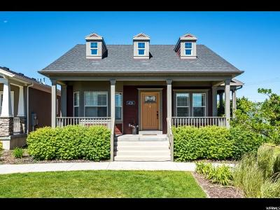 South Jordan Single Family Home For Sale: 4726 Oyster Shell Rd